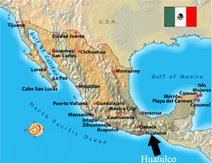 Huatulco Conditions and Climate for your Vacation